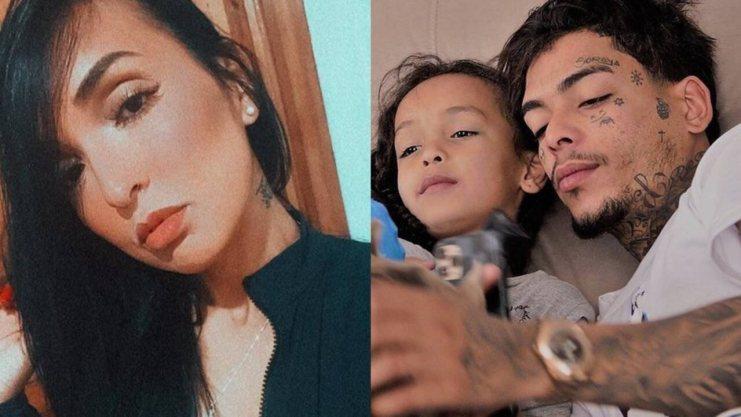 Ex de MC Kevin, Evelin Gusmão, mãe de Soraya, decide falar (Foto: Reprodução)