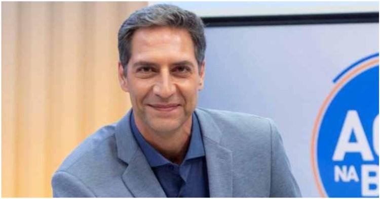 Ex-contratado da Globo, Luís Ernesto Lacombe, tem canal retirado do ar, pela plataforma do YouTube (Foto: Reprodução)