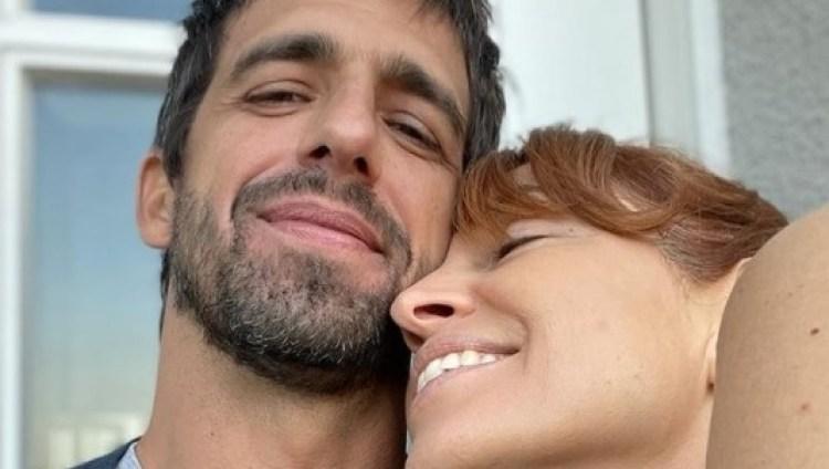 Apresentadora da Globo e namorado (Foto: Reprodução)