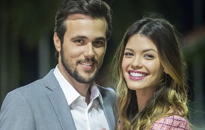 Kyra e Rafael em Salve-se Quem Puder (Foto: Reprodução)
