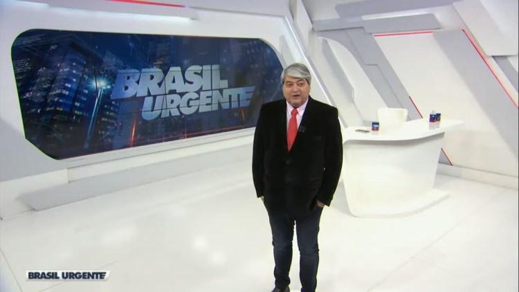 Datena no Brasil Urgente Band