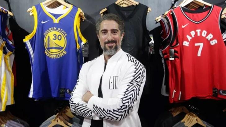 Marcos Mion na NBA