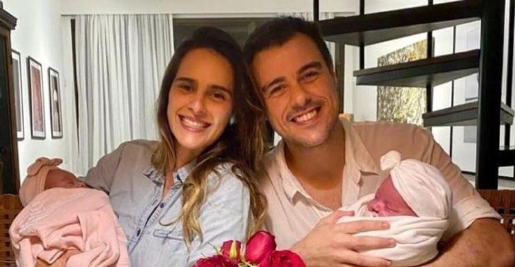 Joaquim Lopes acaba em hospital após incidente com seu bebê (Foto: Reprodução)