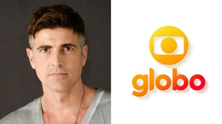 Reynaldo Gianecchini na Globo