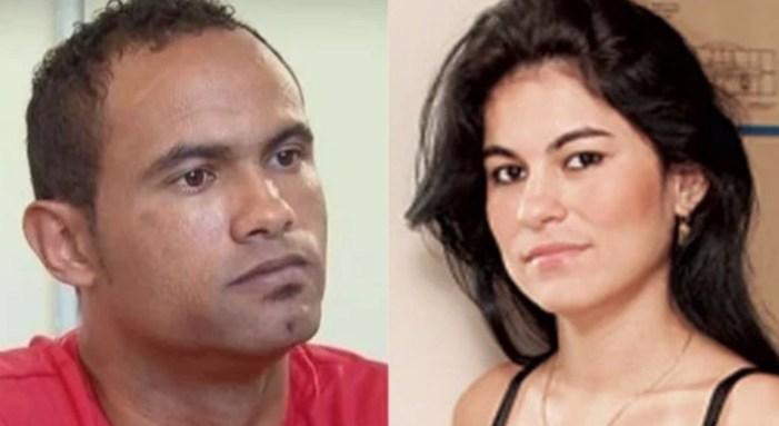 Eliza Samudio acabou sendo morta pelo goleiro Bruno. Mas, o corpo sumiu (Foto: Reprodução)