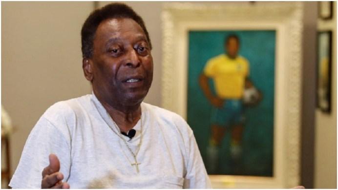 O ex jogador de futebol, Pelé (Foto: Reprodução)