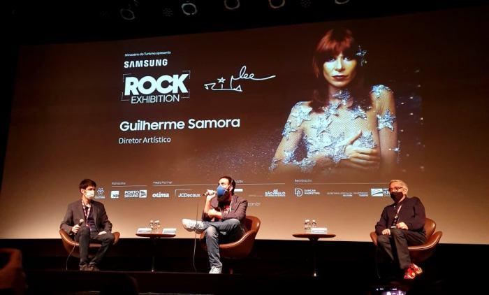 Exposição da artista e cantora Rita Lee (Foto: Divulgação)