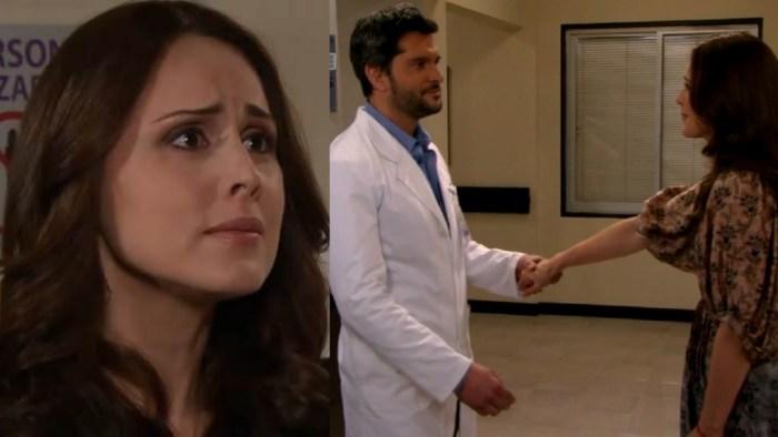 Adriana e Vicente em Amores Verdadeiros. (Foto: Divulgação)