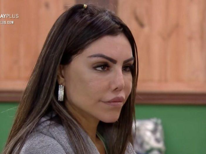 Luziane Gutierrez está sofrendo críticas em sua participação em A Fazenda 13 (Foto: Reprodução)