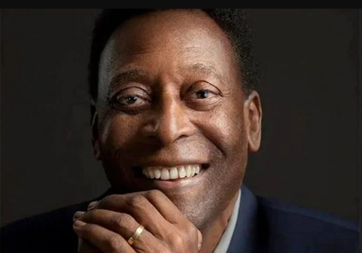 Ex-jogador Pelé (Foto: Reprodução)