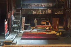 Happy End, model 1-25, Art Theatre Karolos Koun, 1998