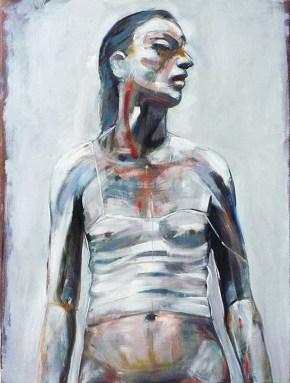 Jane, oil on canvas, 80x60 cm, 2010