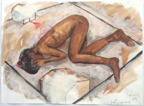 Patris ΙI, aquarelle, 20x30 cm, 2011