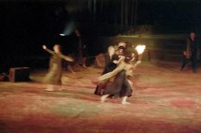 Trojan women IV, Epidaurus 1994