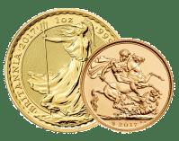 Buy gold bullion coins online