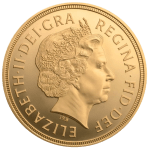 Double Sovereign Gold Coin
