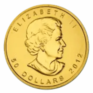 gold maple leaf coin third portrait susanna blunt