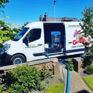 Gerrards Carpet Cleaners, Standish, Wigan.