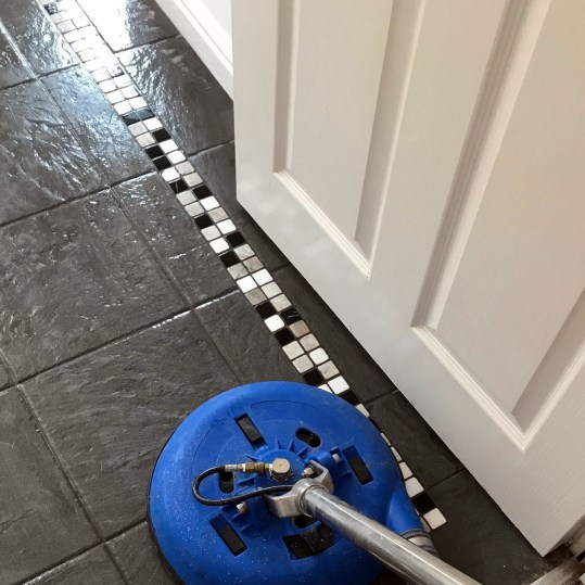 Ceramic Tile Maintenance