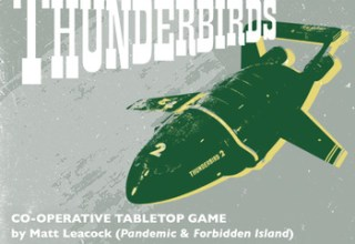 Thunderbirds tabletop game from Modiphius Entertainment
