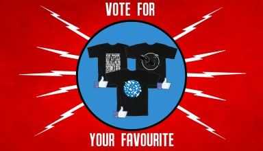 Vote for your favourite Gerry Anderson t-shirt design