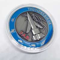 Thunderbirds Challenge Coins