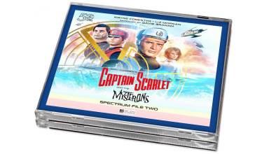 David Graham narrates Captain Scarlet Spectrum Files