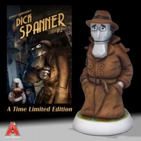 Dick Spanner Figurine