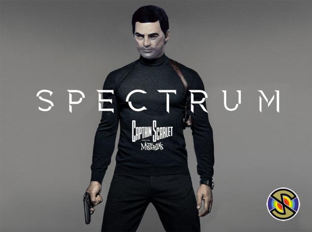 Spectre is black!