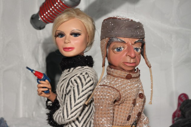 Lady Penelope and Parker - Thunderbirds 1965