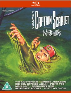 Captain Scarlet Volume 1