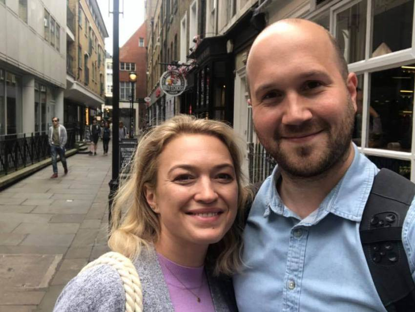 Sophia Myles and Jamie Anderson on the Gerry Anderson Podcast
