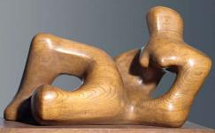 Henry Moore - Reclining Figure 1936