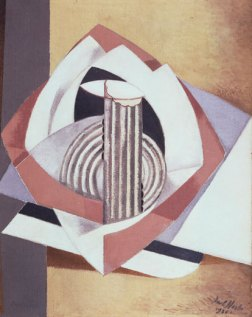 Paul Nash- Kinetic Feature 1931