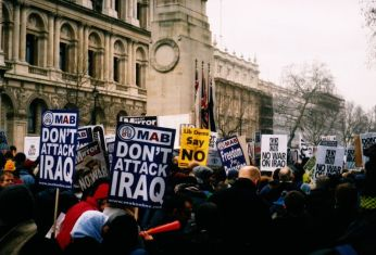 Iraq demonstration 15.2.2003 17