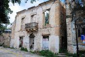 Earthquake ruins in Assos
