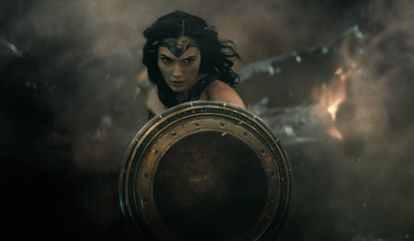 Wonder Woman's appearance is the one time audiences cheered.