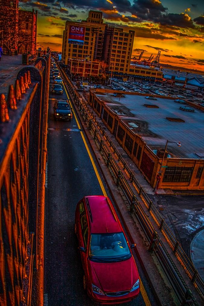 promenade-sunset