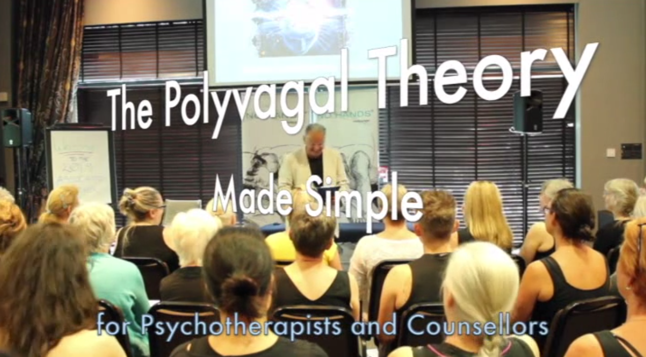 Polyvagal Theory made simple for Psychotherapists and counsellors