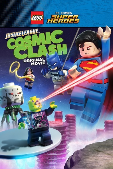 Lego DC Comics Super Heroes: Justice League – Cosmic Clash