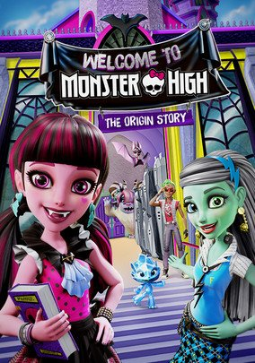 Monster High: Welcome to Monster High