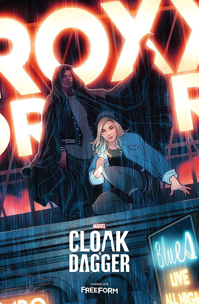 Marvels: Cloak and Dagger