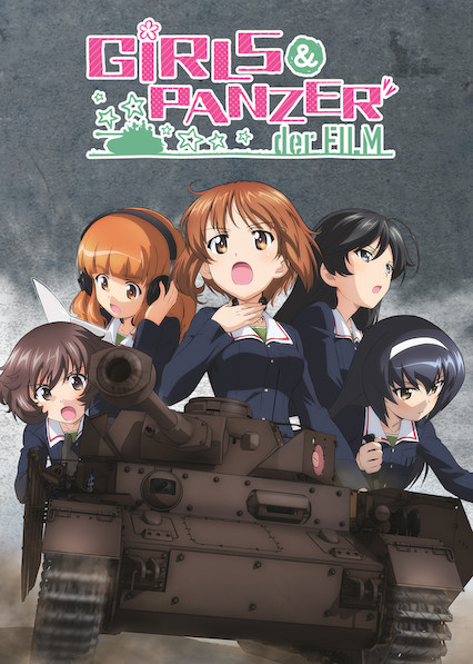 Girls und Panzer the Movie