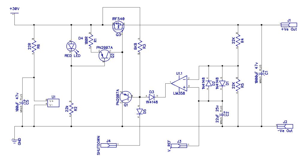 medium resolution of psu schematic version 0 1