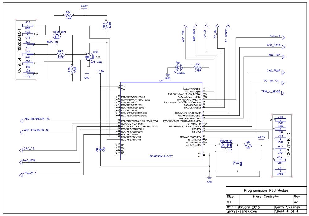 medium resolution of fully programmable modular bench power supply part 11