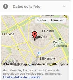 foto geolocalización google plus gersón beltrán