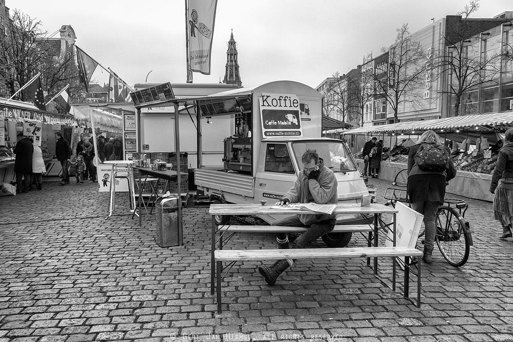 straatfotografie Groningen.