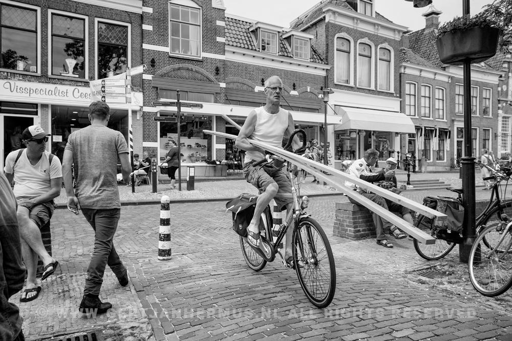 Straatfotografie Friesland Workum