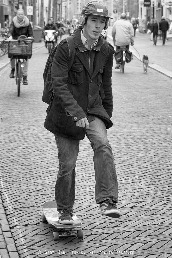 Straatfotografie Leeuwarden Fryslân
