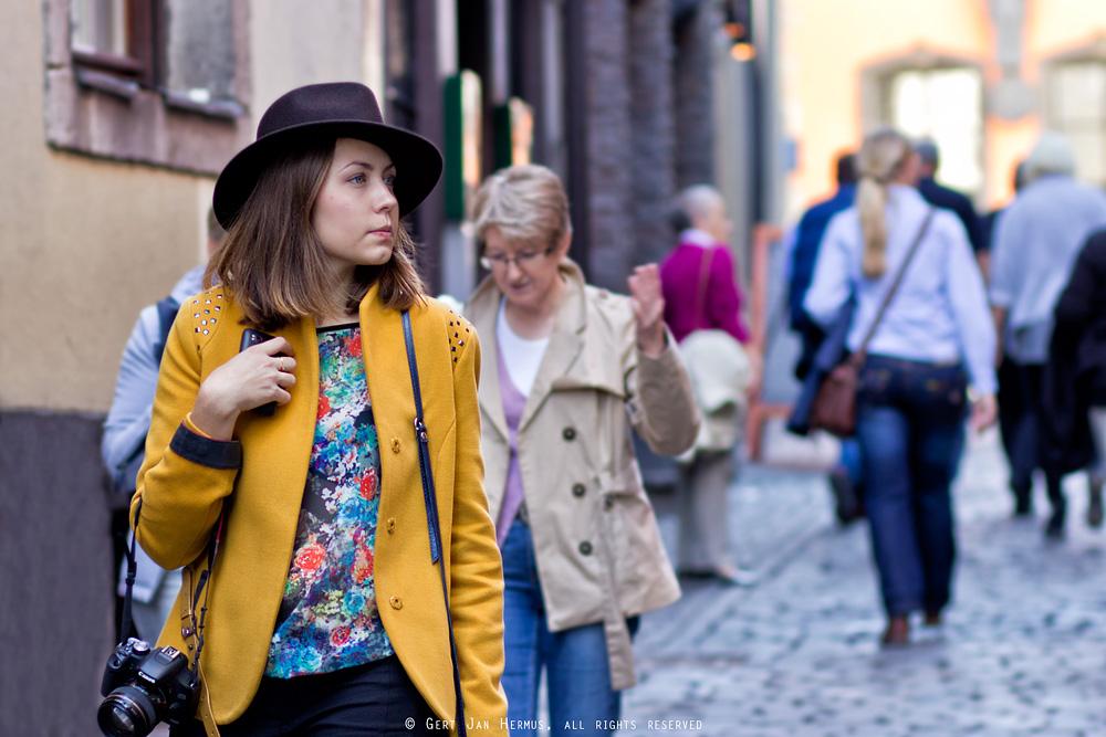 Straatfotografie in kleur